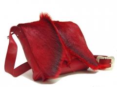 Springbockfell Tasche